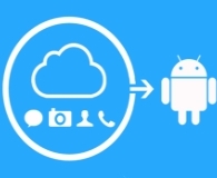 Transfer Contacts, SMS, Photos from iCloud to Android