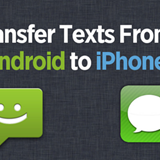 Copy Messages from Android to iPhone