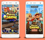 Import Subway Surfers to New Android