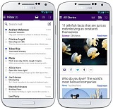 Transfer Yahoo Mail Contacts between Android