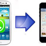 WhatsApp Attachments from iPhone to Galaxy