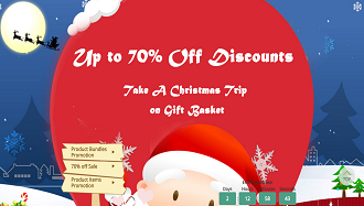 Christmas Day Sales & Promotion