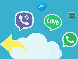 The Popular Messaging Apps