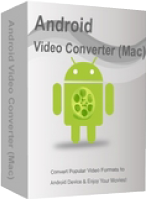 Android Video Converter (Mac)